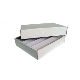 5000 Count Card Storage Box - Full Lid