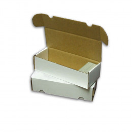 Max Protection 550ct Cardboard Storage Box