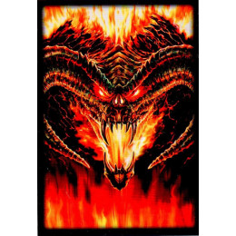 Deck Protector Sleeves - 60ct Small - Balrog