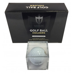 Max Protection Golf Ball Square Holder