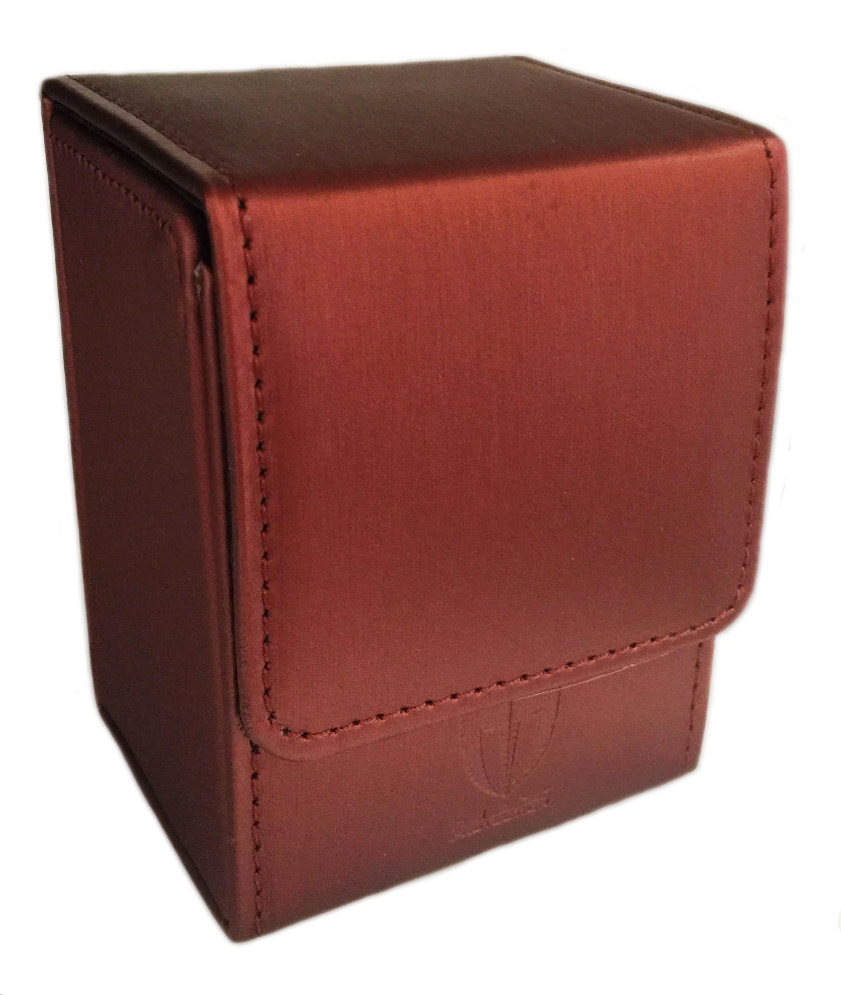 Single Ion Deck Box - Red