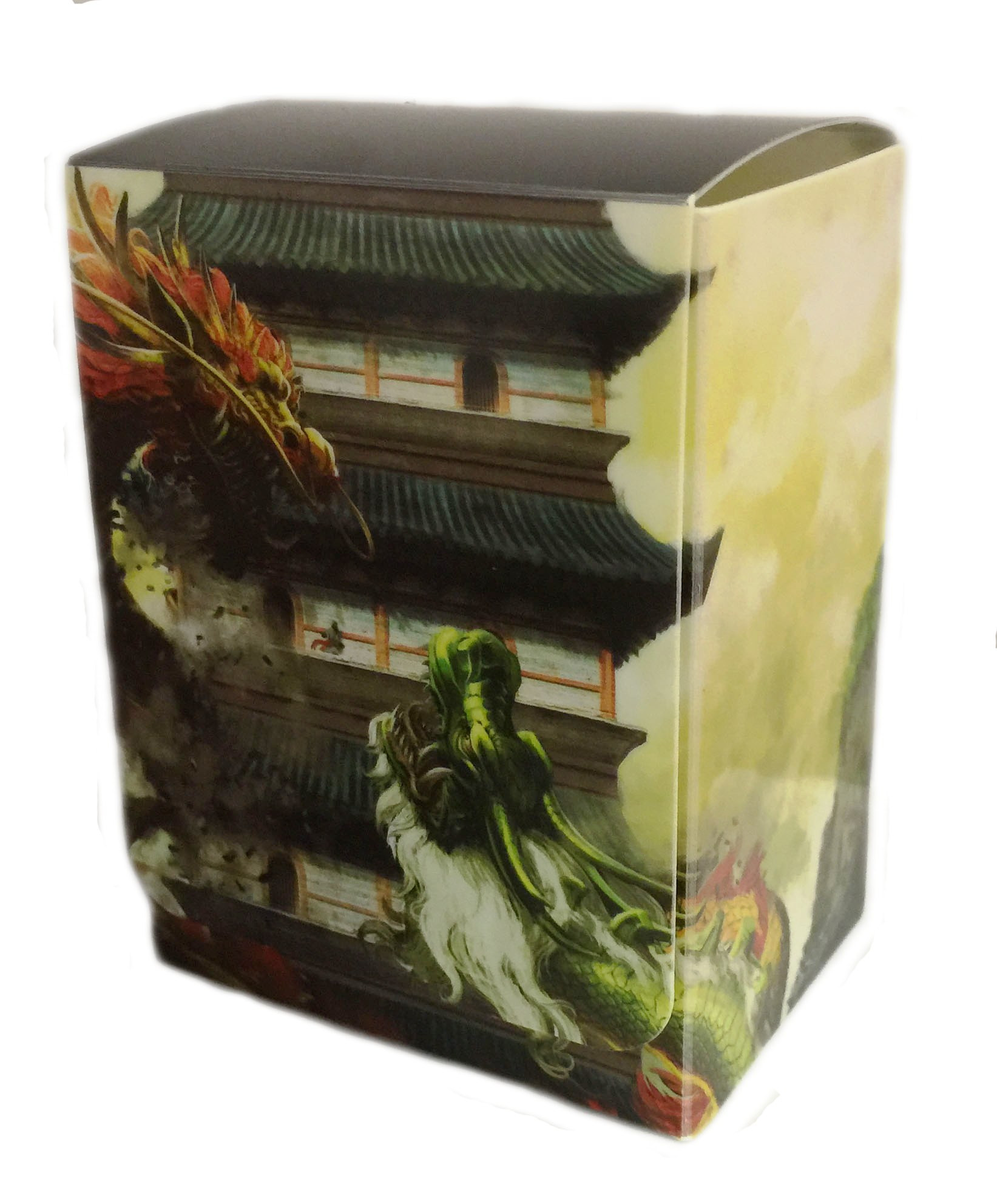 Deck Box - Trouble at the Temple