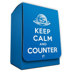 Deck Box - Keep Calm and Counter It