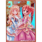 Max Gloss Holo The PRINCESSES - Sleeves - Standard Size - 50ct