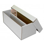 Graded Card 2-Row Shoebox Storage Box