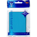Small Gloss Sleeves - 60ct Yugioh Size - BLUE