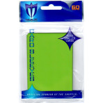 Small Gloss Sleeves - 60ct Yugioh Size - Lime Green