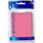 Standard Gloss Sleeves - 50ct MTG Size - Pink