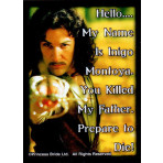 Deck Protector Sleeves - 50ct - Princess Bride Inigo