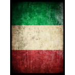 Deck Protector Sleeves - 50ct - Flag of Italy