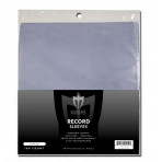 Max Protection Record Sleeves 33RPM - 4mm - 100ct Pack