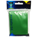 Max X-TREME Double Matte Sleeves - Green - 50ct Pack