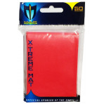 Max X-TREME Double Matte Sleeves - Red - 50ct Pack