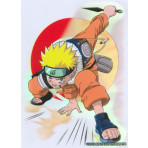 Deck Protector Sleeves - 50ct - Naruto CCG US Exclusive Bandai Official Limited Edition Card Sleeves - Naruto Uzumaki (White)
