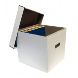 33RPM Vinyl Record Storage Box