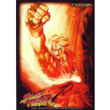 Max Gloss HOLO Street Fighter KEN Sleeves - Standard Size - 50ct