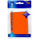 Small Gloss Sleeves - 60ct Yugioh Size - Orange