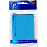 Standard Gloss Sleeves - 50ct MTG Size - Sky Blue