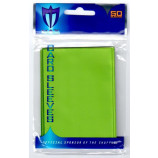 Standard Gloss Sleeves - 50ct MTG Size - Lime Green