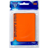 Standard Gloss Sleeves - 50ct MTG Size - Orange