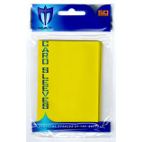Standard Gloss Sleeves - 50ct MTG Size - Yellow