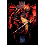 Deck Protector Sleeves - 60ct Small - Celtic Dragon