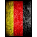 Deck Protector Sleeves - 50ct - Flag of Germany