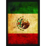 Deck Protector Sleeves - 50ct - Flag of Mexico