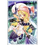 Deck Protector Sleeves - 60ct Small - Manga Witch 2