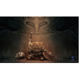 Premium Image Playmat 24x14 - End of Things