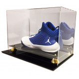 Max Protection Single Shoe Display Case