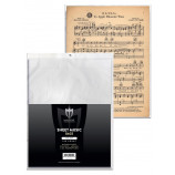 Max Pro Sheet Music Bags - 100ct Pack