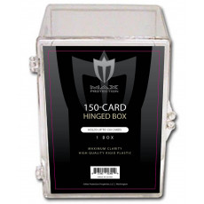 Max Pro Trading Card Hinged Box - 150ct Size